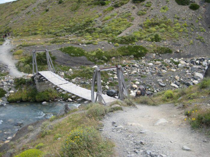 bruggetje Torres del Paine