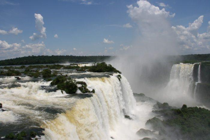 Argentijnse kant Foz de Iguazu
