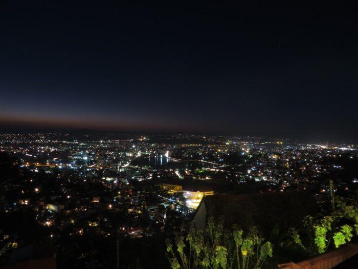 Antananarivo by night