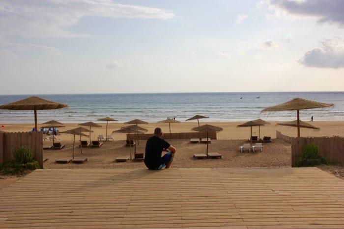 Strand van Taghazout