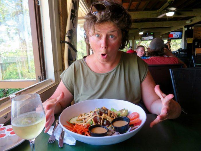 Jummy! Big salad