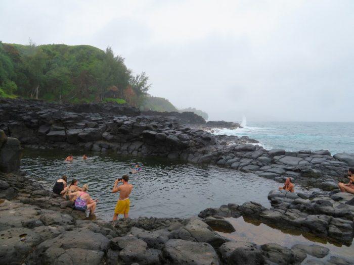 Queens Bath, Kauai