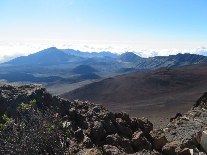 Haleakala vulkaan