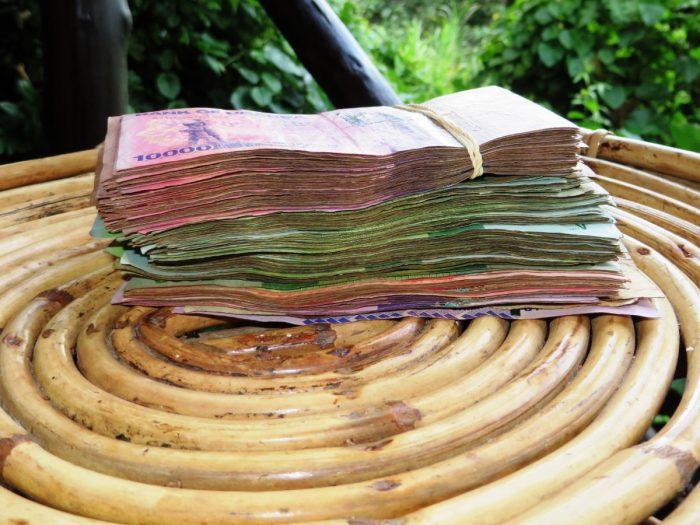 oegandeese shilling