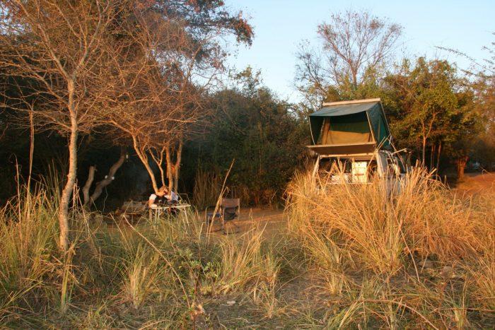 Nunda River Lodge: zelfstandig reizen Namibië