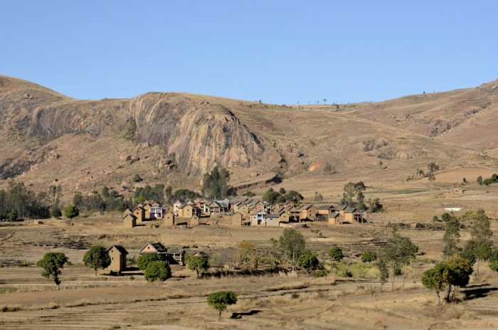 Bijzonderheden Madagaskar: Andringitra NP