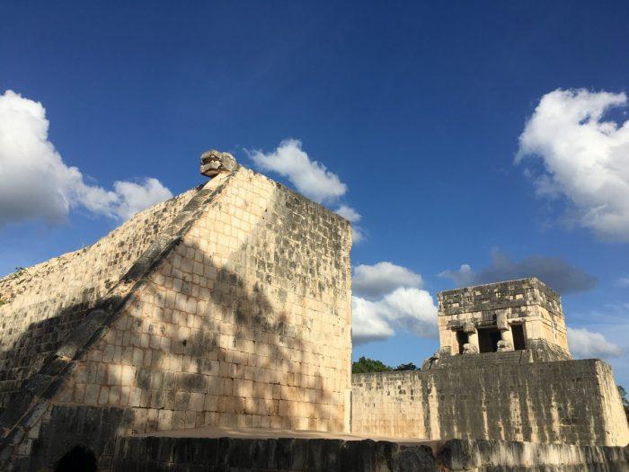 Ruïnes van Chichen Itza