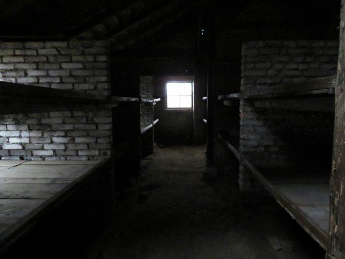 barak in Birkenau