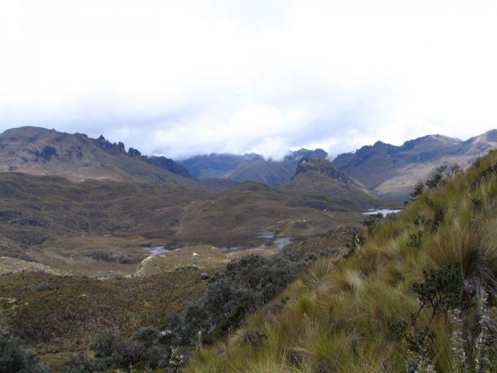 Nationaal Park El Cajas