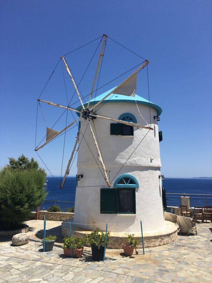 windmill, Zakynthos