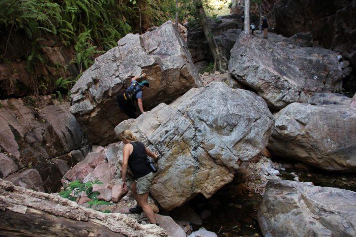 Wandelen El Questro Gorge