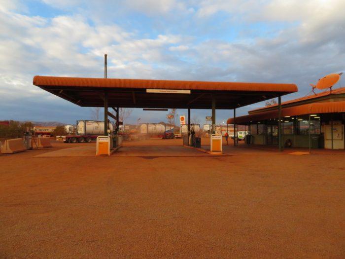 roadtrip West-Australië: Munjina Roadhouse