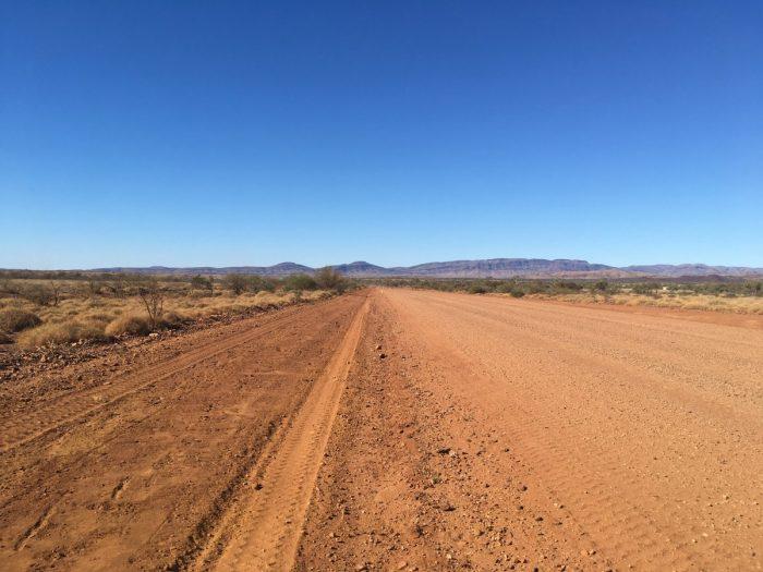 roadtrip West-Australië