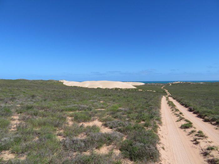 roadtrip West-Australië: Cape range np