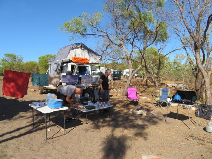 kamperen op Gumbanan Bushcamp