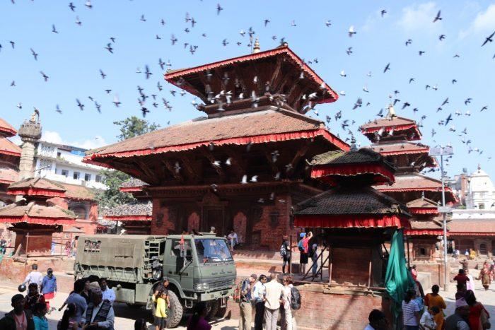 Durbar Plein Kathmandu