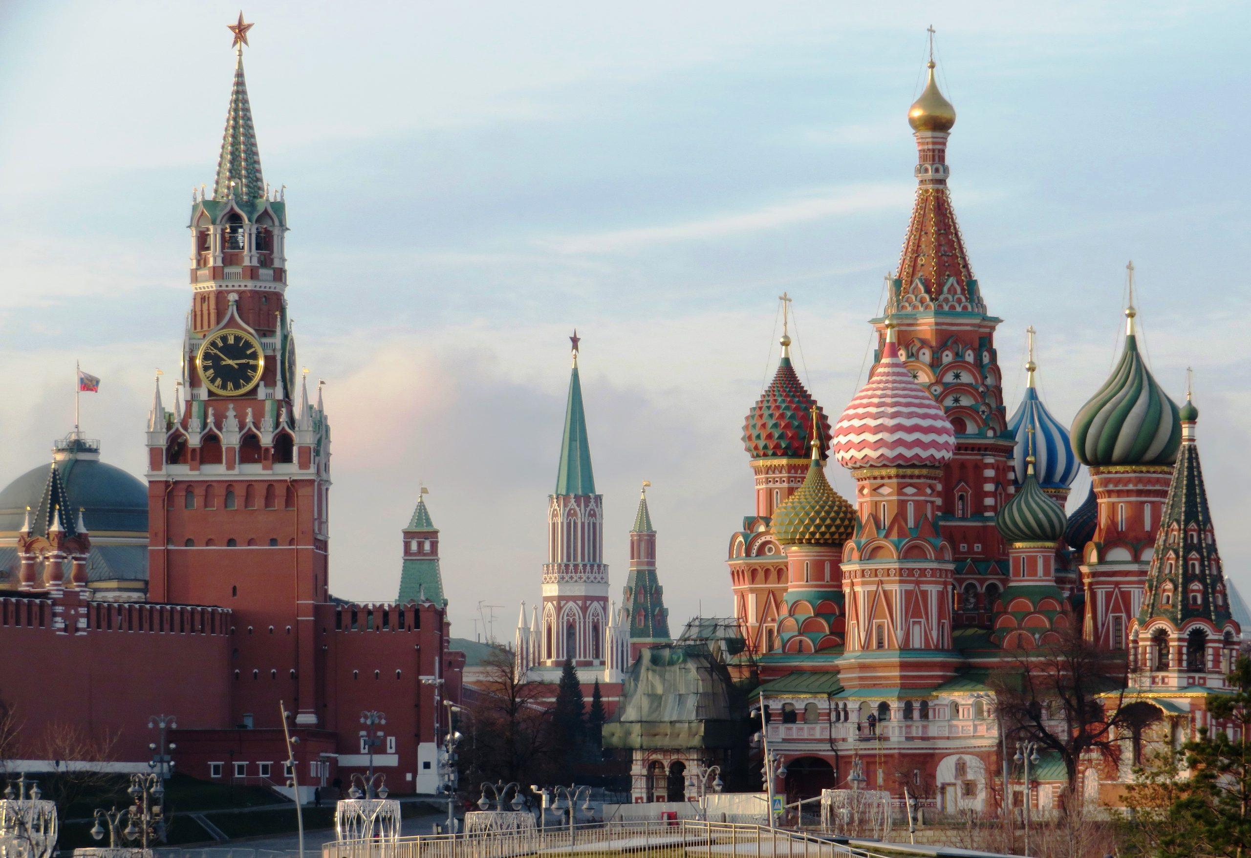 wat doen in Moskou
