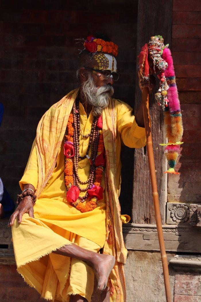 sadhoe durbarplein kathmandu