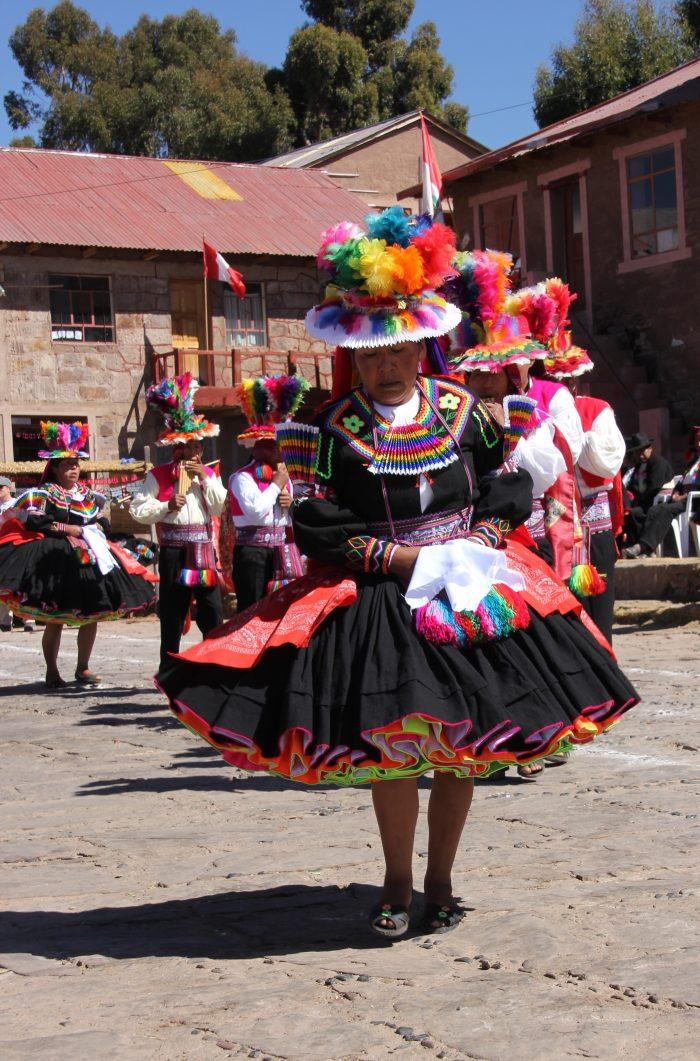 la Fiesta de Santiago