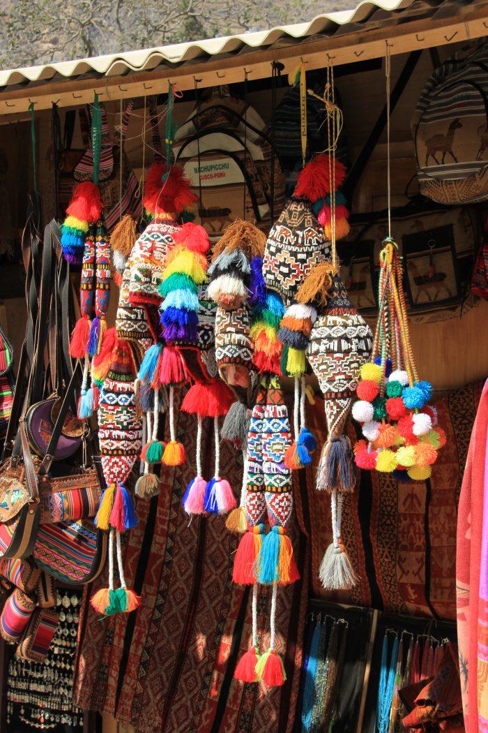 bezienswaardigheden Peru, markt