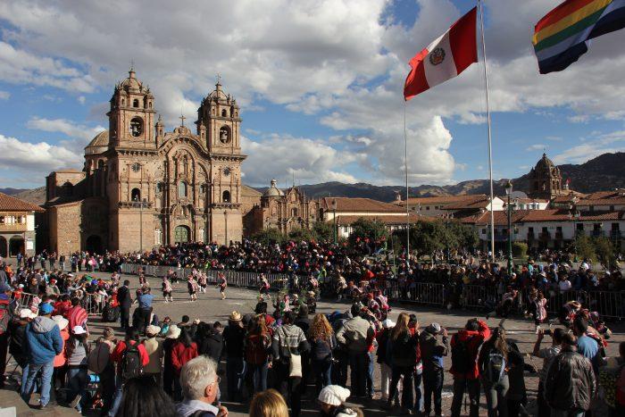 cusco, bezienswaardigheden Peru