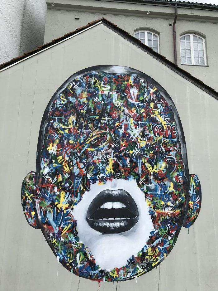 graffiti Stavanger