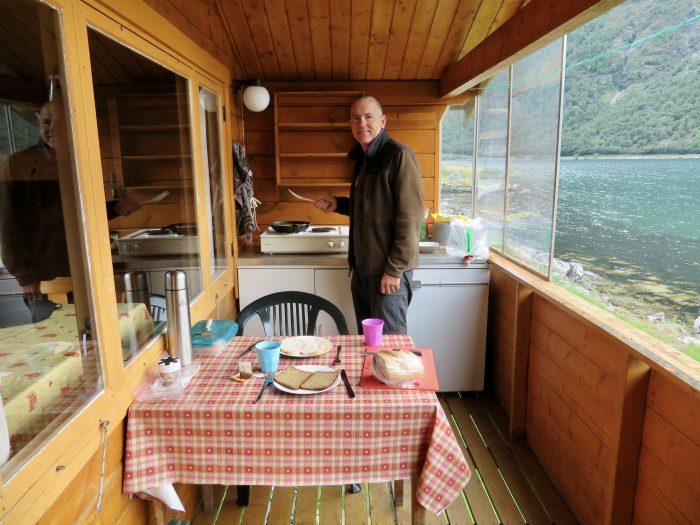 Homlog camping
