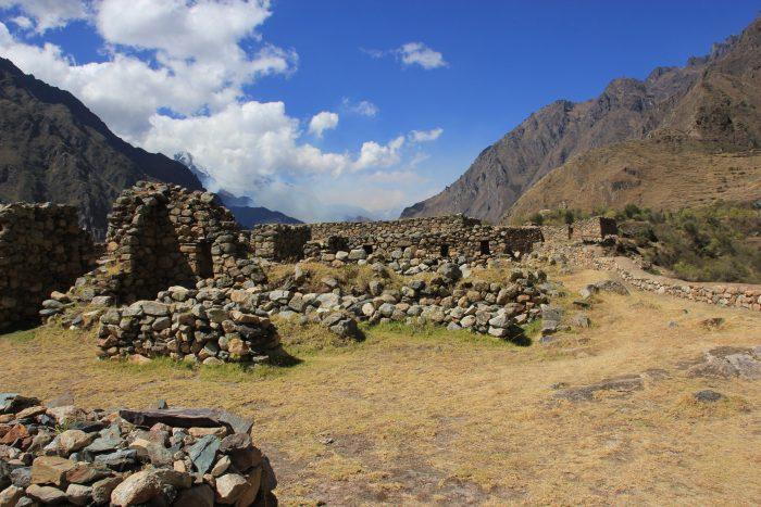 Inca-trail, bezienswaardigheden Peru