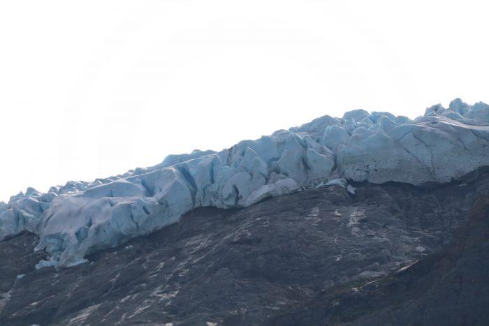 Gletsjer reis naar Noorwegen