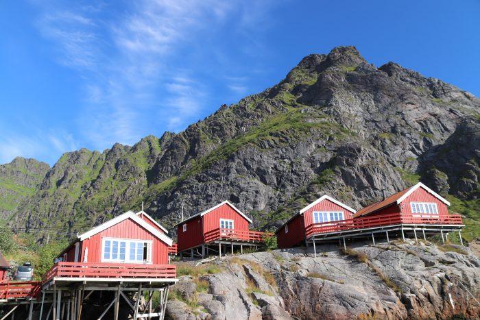 mooiste autoroutes Noorwegen