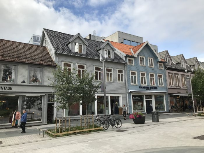 citytrip Tromsø: Storgata