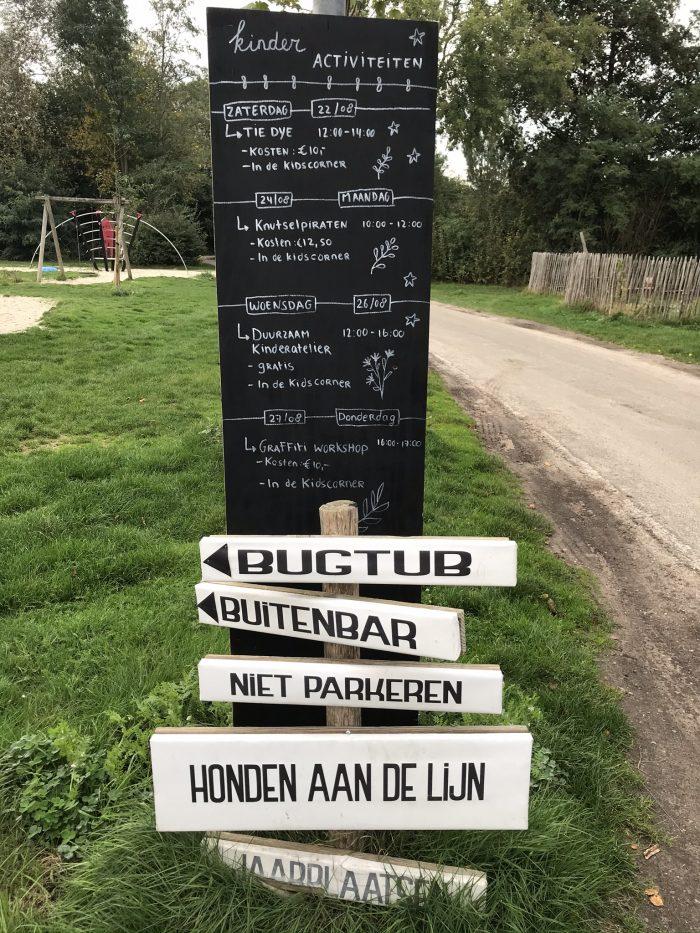 activiteiten Buitenland