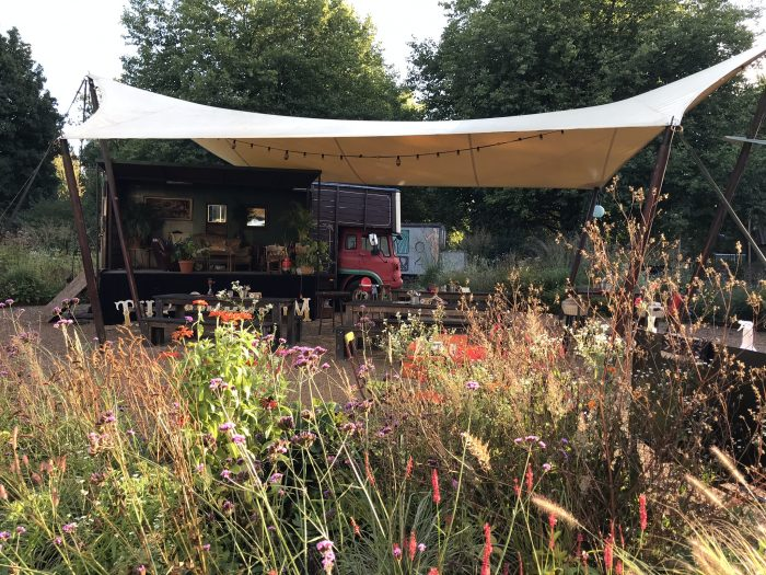 hippe campings Nederland
