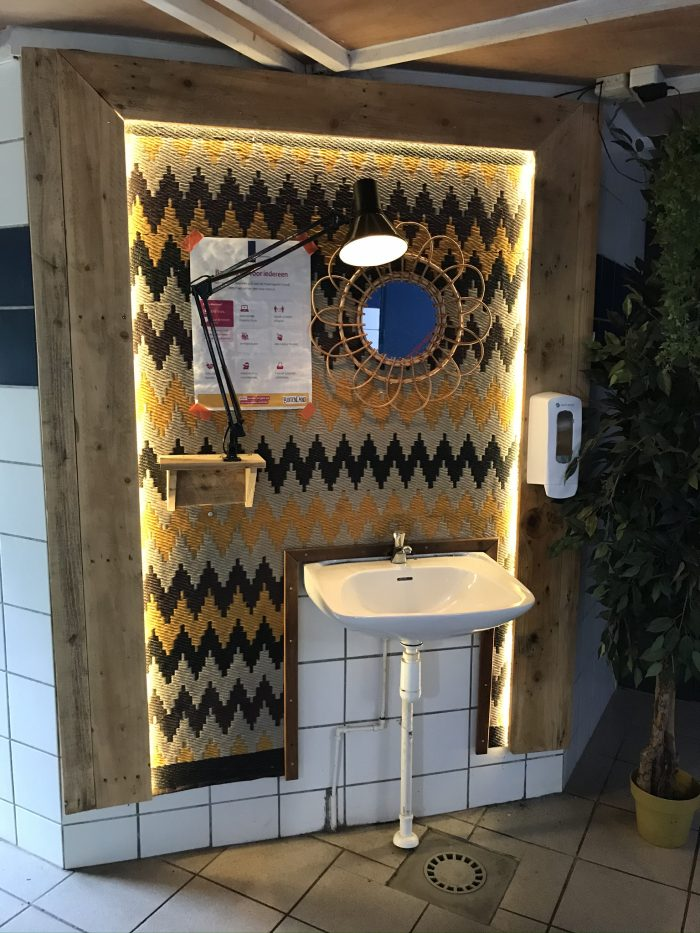 sanitair Buitenland