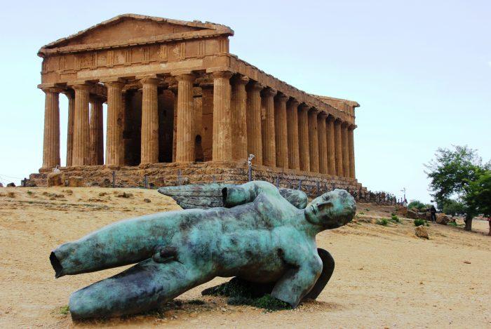 valle dei templi, Sicilië
