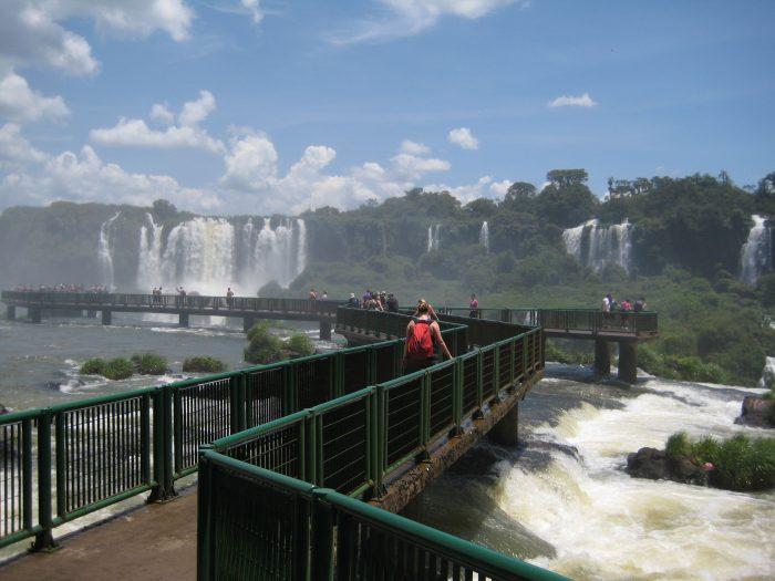 Noord-Argentinië: watervallen Iguazu