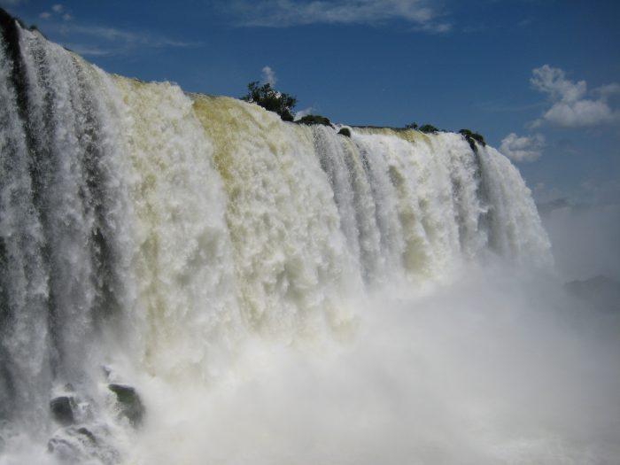 watervallen Foz do Iguazu