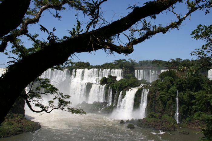 watervallen foz de iguazu