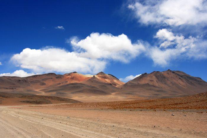 omgeving zoutvlakte bolivia