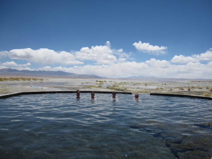 Polques hot springs