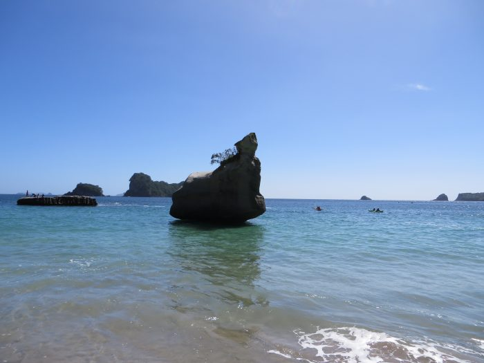 Cathedral Cove rots