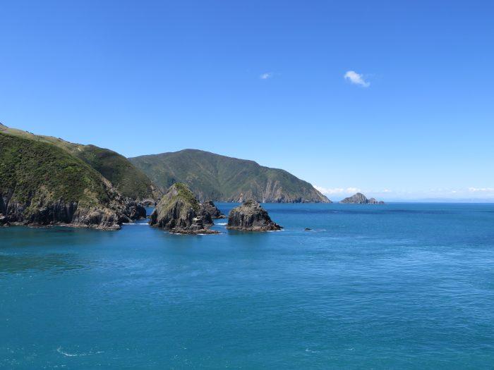 route Nieuw Zeeland