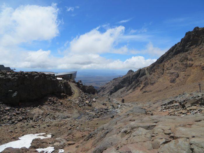 uitzicht Mount Ruapehu Noordereiland
