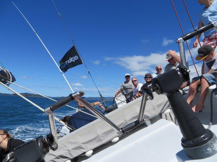 zeiltocht Nieuw Zeeland Noordereiland