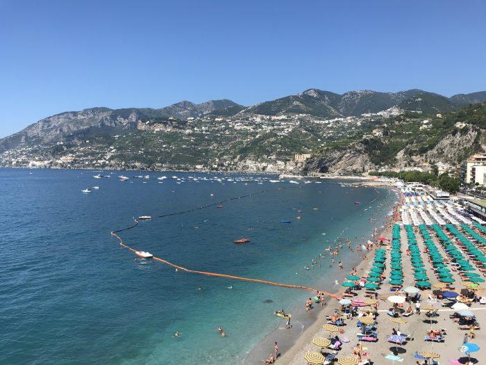 Amalfikust vakantie zuid Italië