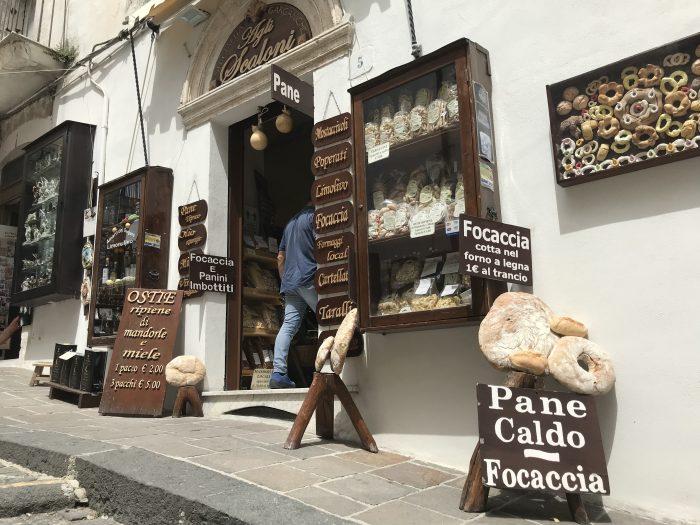 Bakker Plugia Italië