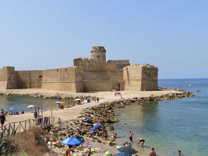 Le castella zuid Italië
