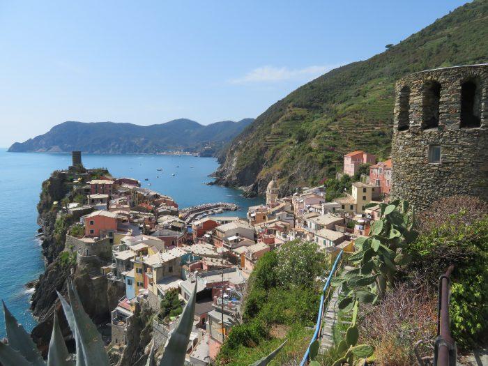 Rondreis Italië en Frankrijk Vernazza