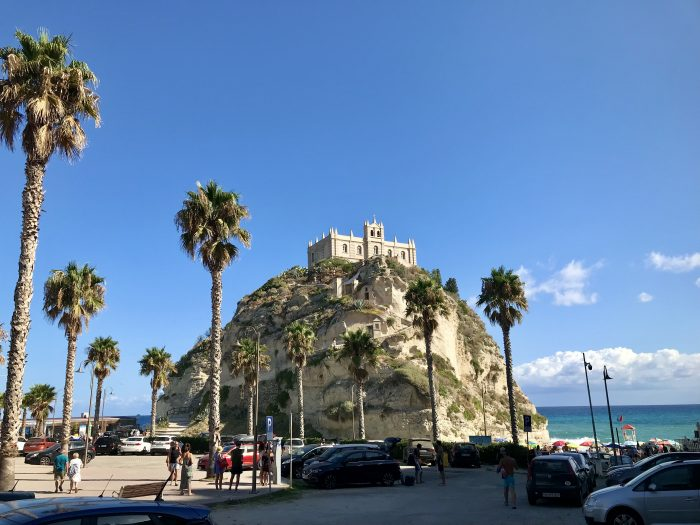 Tropea vakantie zuid-Italië