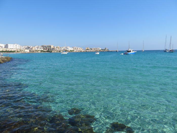 Otranto aan de kust